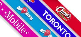 Custom Logo Webbing