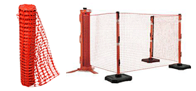 Safety Barrier Mesh Fence