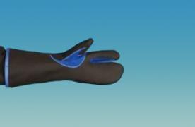 Handskar mot värme