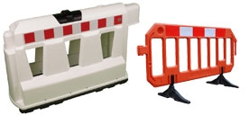 Traffic & Safety barriers