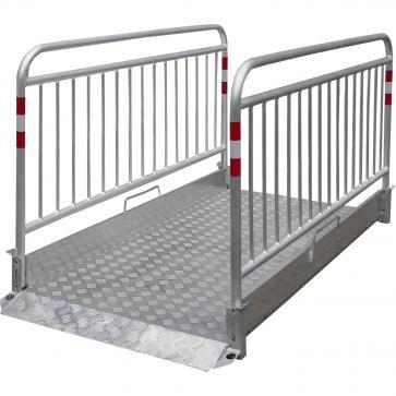 """Aluminium trench bridge """"Secure"""""""