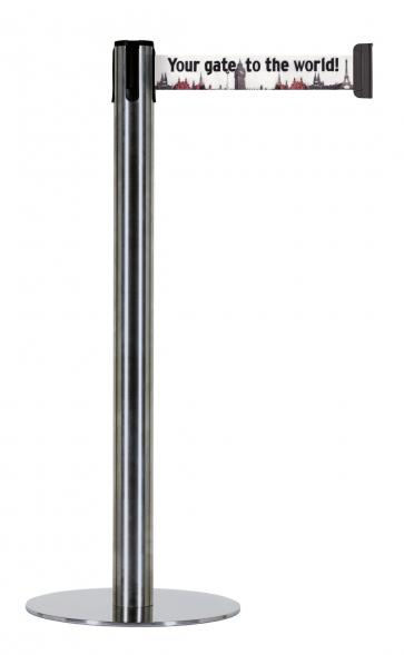 Beltrac Belt Stanchion -Accent- (2,3m belt)