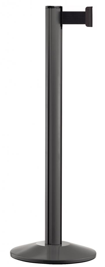 Beltrac Robust - Barrier post with extra heavy foot