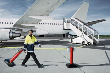 Jettrac (2x22m retractable belt)
