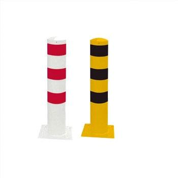 Safety bollard -Extra- for bolt fixation (Ø108-273mm)