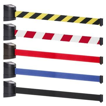 FlexiBarrier Wall Mount -Basic 1050- (10m belt)