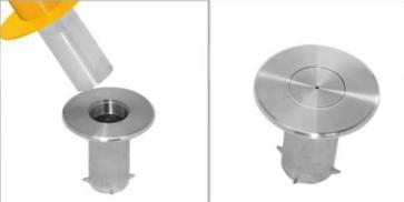 FlexiBarrier Belt Stanchion -SafetyPlus Removable- (3.4m/4.9m/10.6m belt)