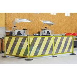 NeXtrac Safety - Dividing System
