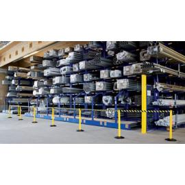 Stanchion Package Beltrac Safety (6x3,7m)