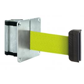Beltrac Recessed - Wall Mounted Retractable Belt Barrier