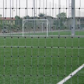 Black Plastic Safety Mesh Fence - CINTOFLEX D - (100m roll)