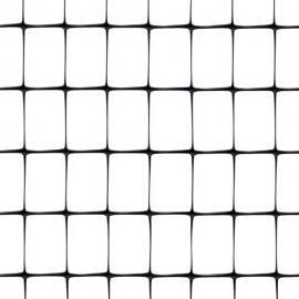 Black Plastic Safety Mesh Fence - CINTOFLEX M- (100m roll)