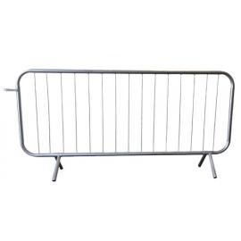 Crowd Control Barrier -Basic- 2.3m with fixed leg