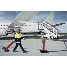 Jettrac (2x22m retractable belt)