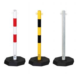 Flexibarrier Post & Chain Barrier -Steel-