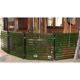 Modular Fence Panel -Limit 1- (Set of 3x1m or 4x1m)