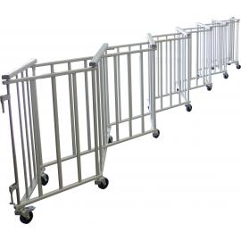 Extendable Aluminium Safety Barrier