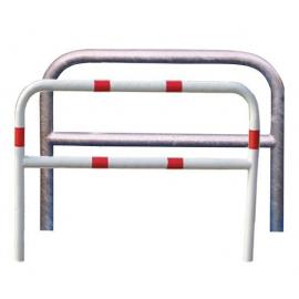 Hoops of steel tube with crossbar (Ø48mm)