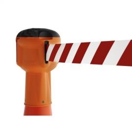 Skipper unit - retractable belt for road cones (9m.)