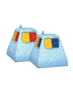 "Markstående betongelement - ""Sergel"""