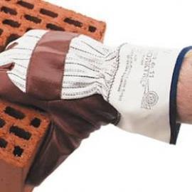 KCL's Worktril® 315. Vinterarbets-handske av nitril.