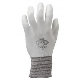 ANSELL's HyFlex®, halv-doppad handske av vattenbaserad polyuretan på nylonfoder.