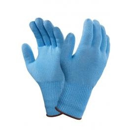 Ansell's proFood Safe Knit (Versa Touch). Medelkraftig, skär-resistenta handske stickad av Dyneema®.