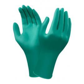 Ansell's TouchNTuff®, 30,0 cm. lång, puderfri engångshandske av nitril.