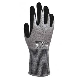 D-S's skär-resistenta handske, skärskydds-nivå 3.