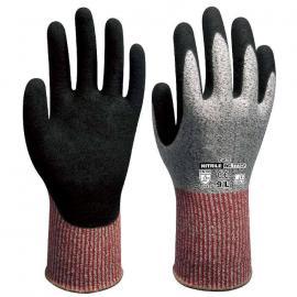 D-S's skär-resistenta handske, skärskydds-nivå 5.