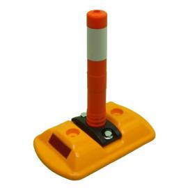 Road Lane Separator -Mini- with flexible post