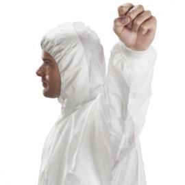 Skydds-dräkt med ventilation, typ 5 och 6, M-XXL.