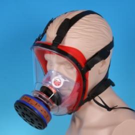 BLS's helmask med enkel-filter 400-serien.