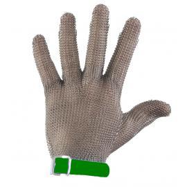 Sperian by Honeywell's Chainex (XS), skär-resistent handske av rostfritt stål.
