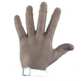 Sperian by Honeywell's Chainex (S), skär-resistent handske av rostfritt stål.