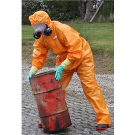 Kemikalie-dräkt Spacel 3500 RA EBJ, orange, typ 3B, 4, 5 och 6.