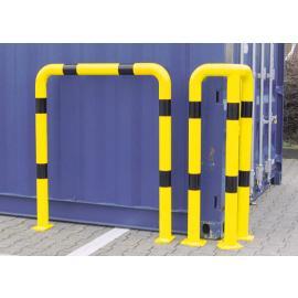 Skyddsbåge -Solid- av runt stålrör Ø 76 mm