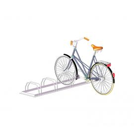 Markstående cykelställ - Bike-Up Street 4