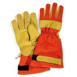 Brandmanshandske för skydd mot värme och flammor. FLAME.