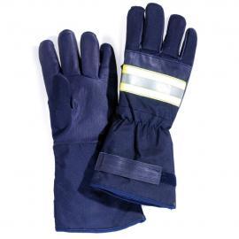 Brandmans-handske för skydd mot värme och lågor, Flame AIB 659.