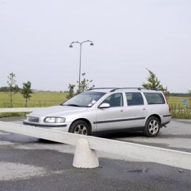 Parkeringsräcke -Trafipark-