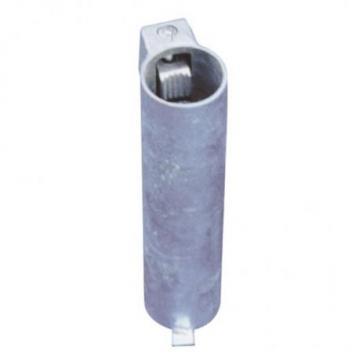 Ground socket with arresting mechanism for Ø 60 / Ø 76 mm tube posts