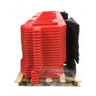 Avspärrningsstaket Stop i plast - paket (80m)