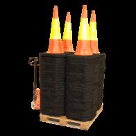 Vägkonspaket 100 cm helpall (100-pack)
