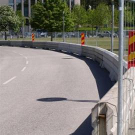 GP Link - Tungavstängning / barriärelement
