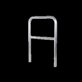 Löstagbart skyddsräcke för lastkajer (Paket - 5m)