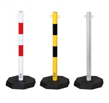 Flexibarrier Post & Chain Barrier -Steel-