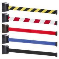 FlexiBarrier Afspærringsbånd til væg -Basic 450- (4,5m bælte)