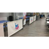 Caféafzetting -6 meter- (Complete set)
