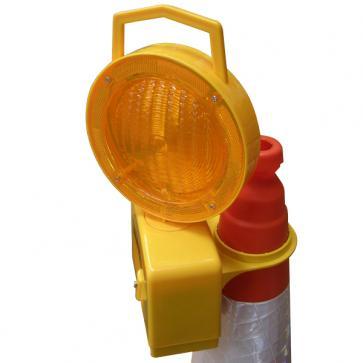 Varningslampa till konor LED